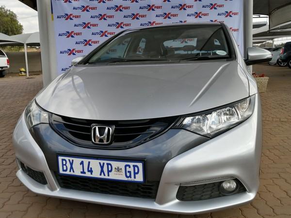2012 Honda Civic 1.8 Executive 5dr  Gauteng Centurion_0