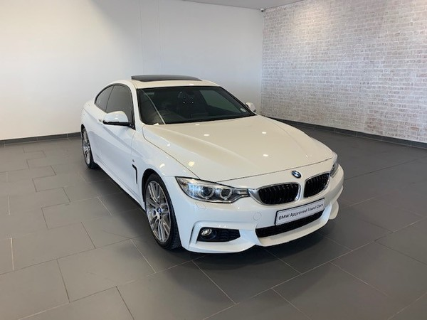 2017 BMW 4 Series 420D Coupe M Sport Auto Free State Bloemfontein_0