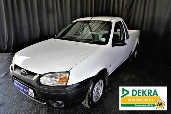 2011 Ford Bantam 1.3i Pu Sc  Gauteng Boksburg_0