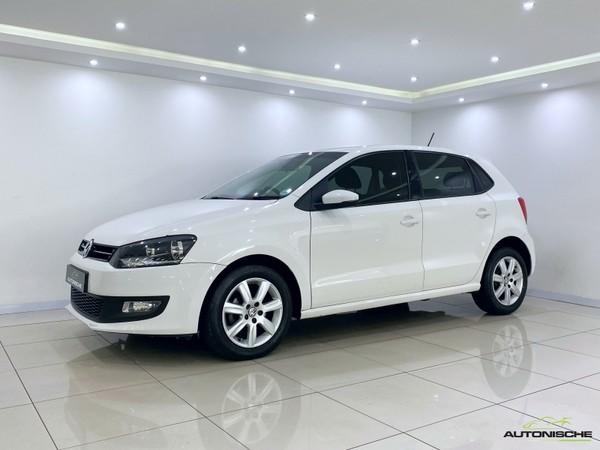 2012 Volkswagen Polo 1.4 Comfortline 5dr  Kwazulu Natal Durban_0