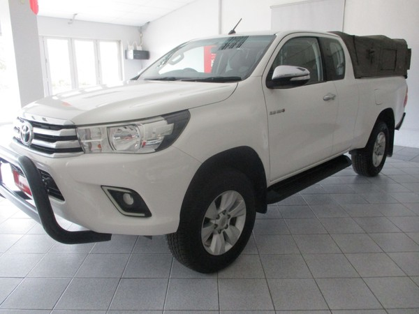 2016 Toyota Hilux 2.8 GD-6 RB Raider Extended Cab Bakkie Eastern Cape Humansdorp_0
