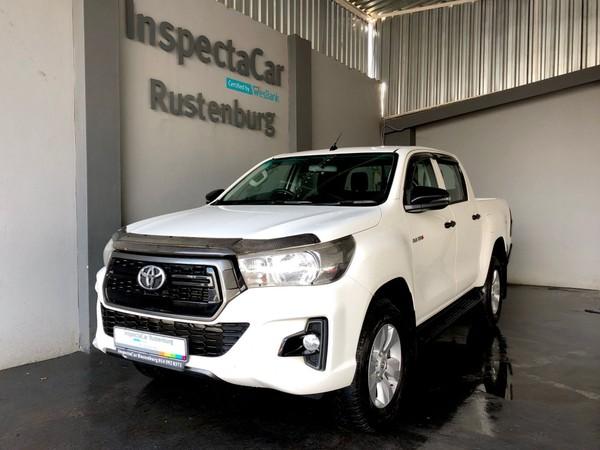 2018 Toyota Hilux 2.4 GD-6 RB SRX Auto Double Cab Bakkie North West Province Rustenburg_0