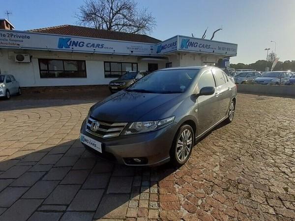 2012 Honda Ballade 1.5 Comfort  Western Cape Bellville_0