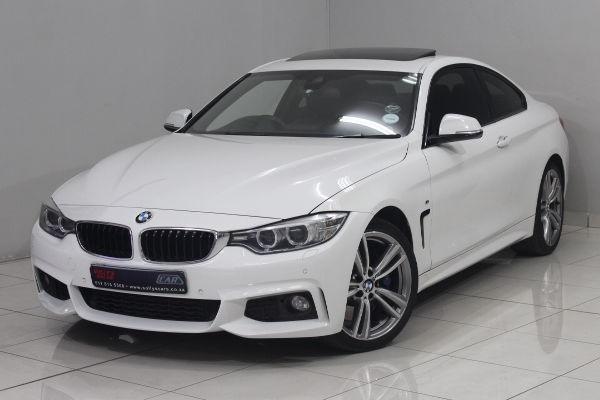 2013 BMW 4 Series 435i Coupe M Sport Auto Gauteng Nigel_0