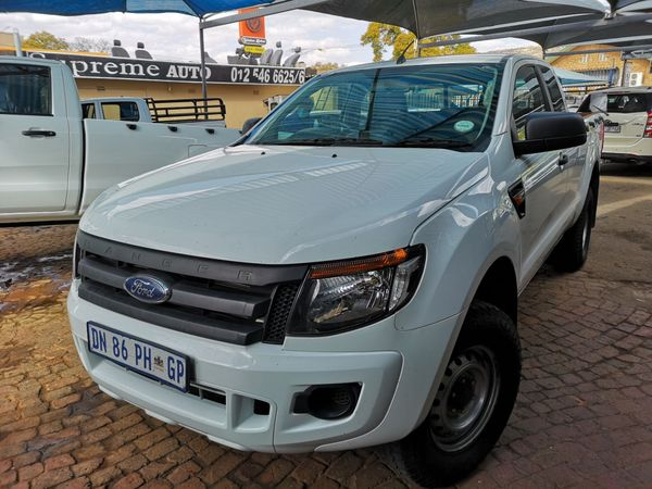 2014 Ford Ranger 2.2tdci Xl Pu Supcab  Gauteng Pretoria_0