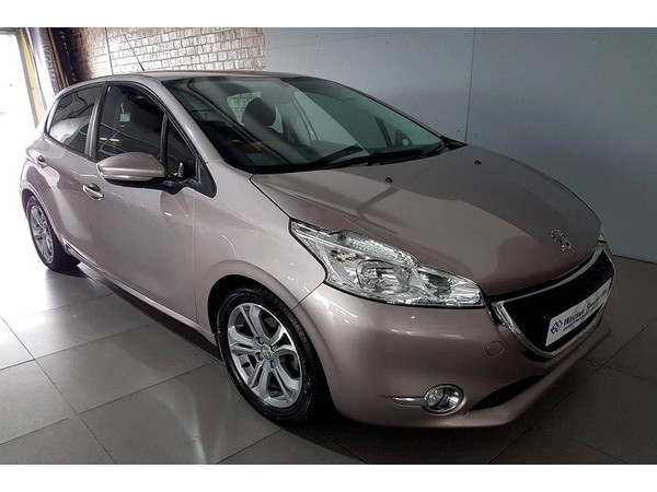 2013 Peugeot 208 1.6 VTi Active Auto 5-Door Western Cape Somerset West_0