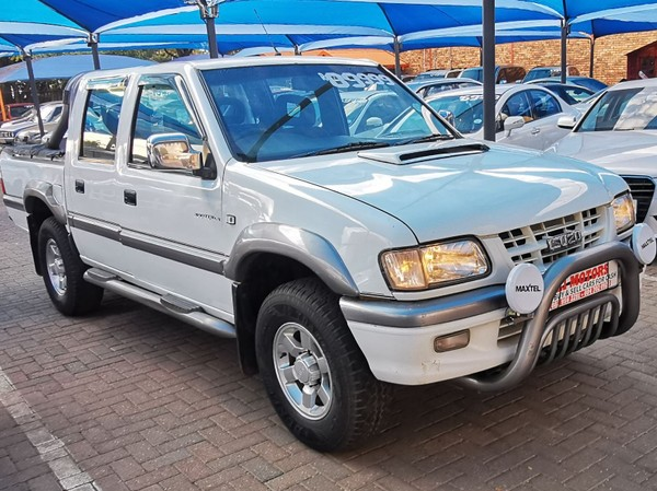 2004 Isuzu KB Series Kb 300 Tdi Lx Pu Dc  North West Province Brits_0