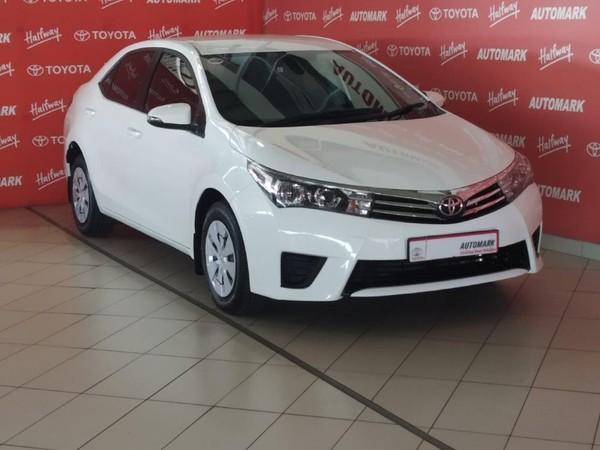 2014 Toyota Corolla 1.6 Esteem Gauteng Sandton_0