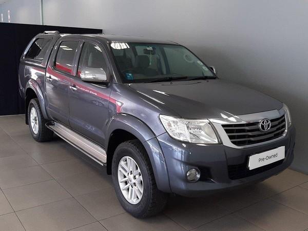 2013 Toyota Hilux 2.7 Vvti Raider Rb Pu Dc  Free State Bethlehem_0