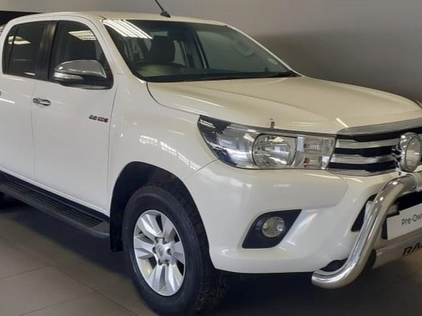 2016 Toyota Hilux 2.8 GD-6 Raider 4X4 Double Cab Bakkie Auto Free State Bethlehem_0