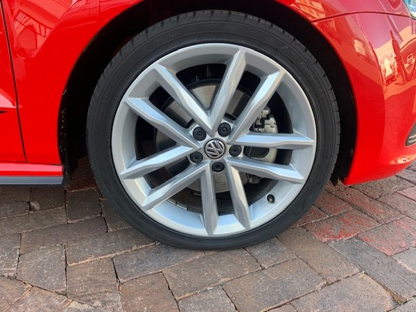 2018 Volkswagen Polo Vivo 1.0 TSI GT 5-Door Gauteng Springs_0