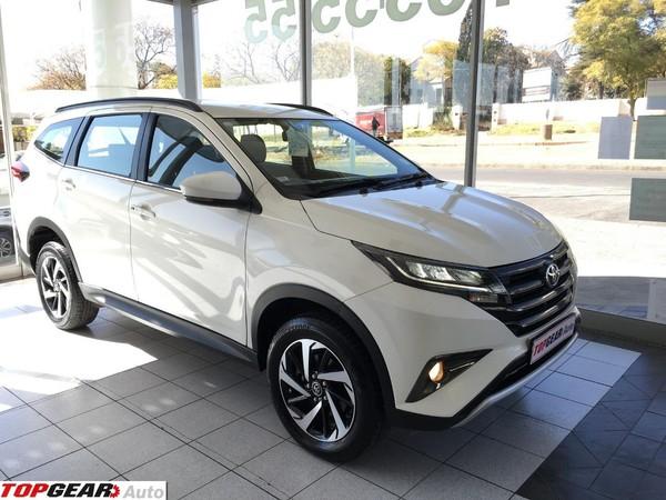 2018 Toyota Rush 1.5 Gauteng Bryanston_0