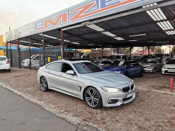 2015 BMW 4 Series 420D Gran Coupe M Sport Auto Gauteng Benoni_0