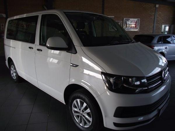 2018 Volkswagen Transporter T6 KOMBI 2.0 TDi DSG 103kw Trendline Plus Free State Welkom_0