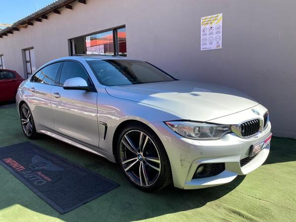 2015 BMW 4 Series 420D Gran Coupe M Sport Auto Gauteng Boksburg_0
