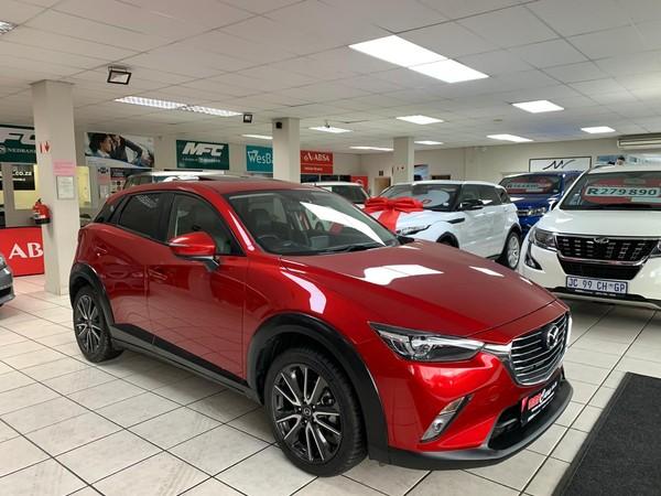 2016 Mazda CX-3 2.0 Individual Auto Kwazulu Natal Pinetown_0