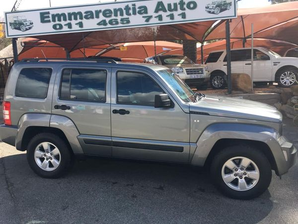2012 Jeep Cherokee 2.8 Crd Limited At  Gauteng Emmarentia_0