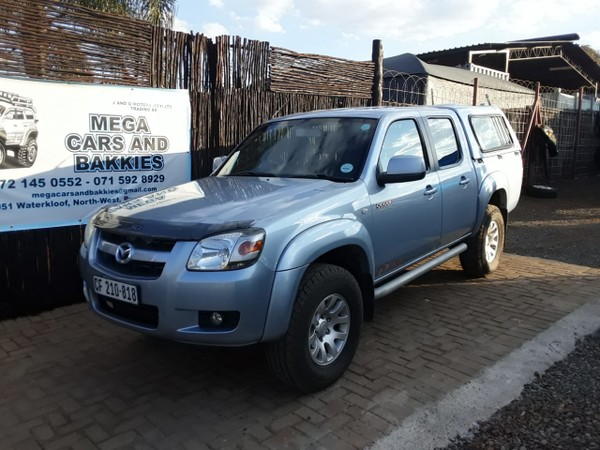 2008 Mazda BT-50 3.0 CRDi SLE 4x4 Bakkie Double cab North West Province Rustenburg_0