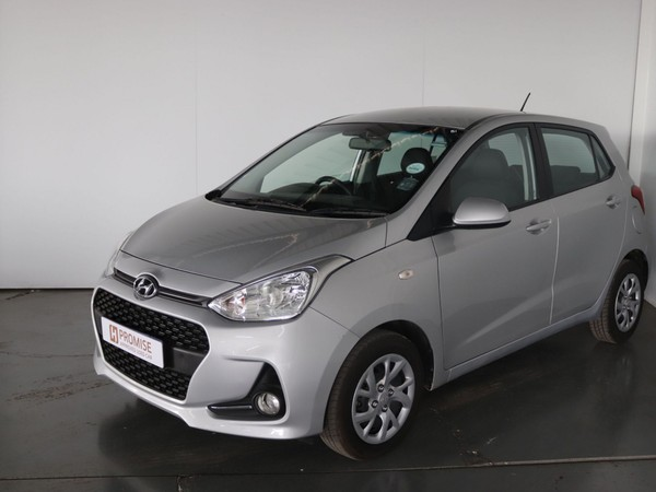2019 Hyundai Grand i10 1.0 Motion Gauteng Springs_0