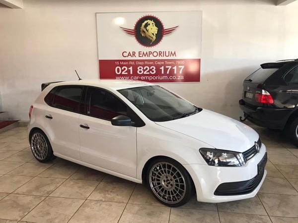 2017 Volkswagen Polo 1.2 TSI Trendline 66KW Western Cape Diep River_0