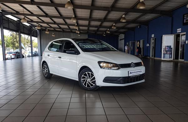 2017 Volkswagen Polo 1.2 TSI Trendline 66KW Mpumalanga Middelburg_0