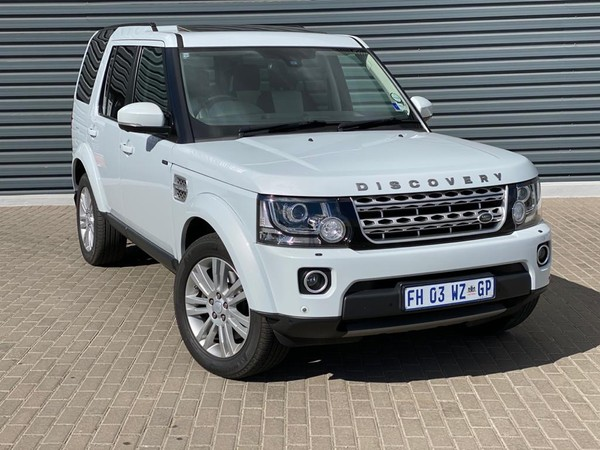 2015 Land Rover Discovery 4 3.0 Tdv6 Hse  Mpumalanga Evander_0