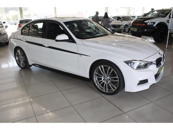 2016 BMW 3 Series 320D M Sport Auto Gauteng Alberton_0