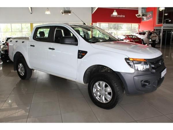 2014 Ford Ranger 2.2tdci Xl Pu Dc  Gauteng Alberton_0