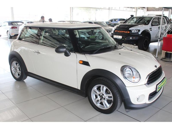 2014 MINI One 1.6  Gauteng Alberton_0