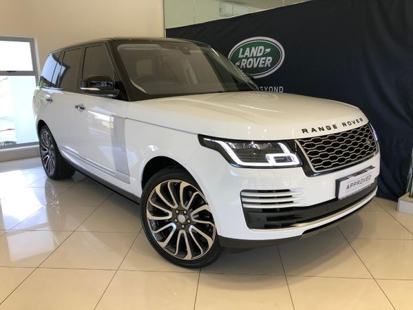 2020 Land Rover Range Rover 4.4D Vogue SE 250KW Gauteng Four Ways_0