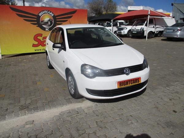 2013 Volkswagen Polo Vivo 1.4 Trendline Gauteng North Riding_0