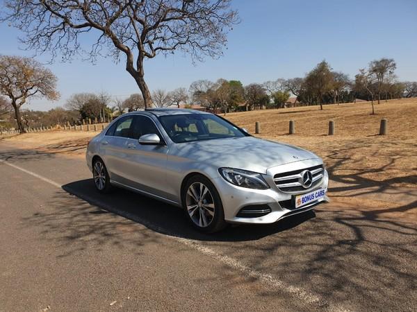 2014 Mercedes-Benz C-Class C180 Exclusive Auto Gauteng Pretoria West_0