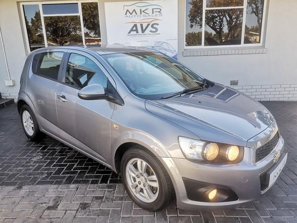 2011 Chevrolet Sonic 1.3d Ls 5dr  Eastern Cape Port Elizabeth_0