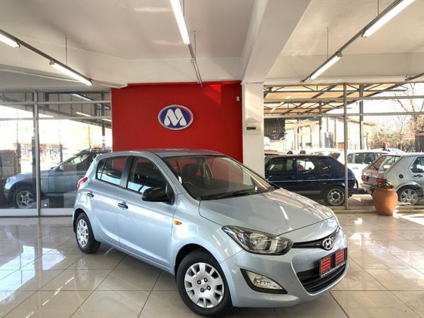 2013 Hyundai i20 1.2 Motion  Gauteng Vereeniging_0