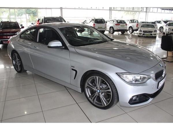 2014 BMW 4 Series 428i Coupe Modern Line Auto Gauteng Alberton_0