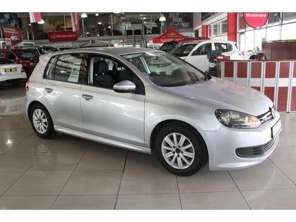 2011 Volkswagen Golf Vi 1.6 Tdi Bluemotion  Gauteng Alberton_0