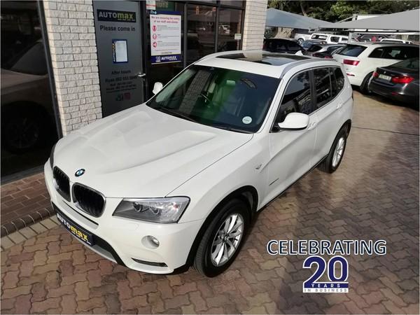 2011 BMW X3 Xdrive20d At  Eastern Cape Port Elizabeth_0