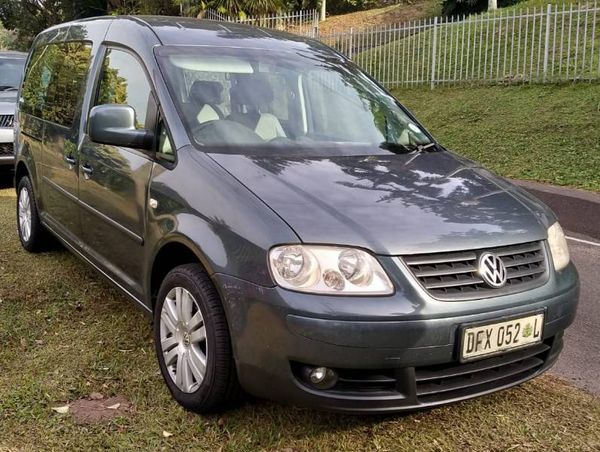 2009 Volkswagen Caddy Maxi 1.9 Tdi Trendline  Kwazulu Natal_0
