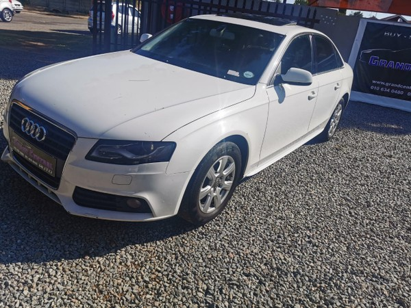 2010 Audi A4 1.8t Attraction b8  Gauteng Midrand_0