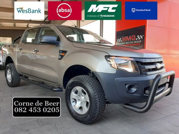 2014 Ford Ranger 2.2tdci Xl Pu Dc  North West Province Klerksdorp_0