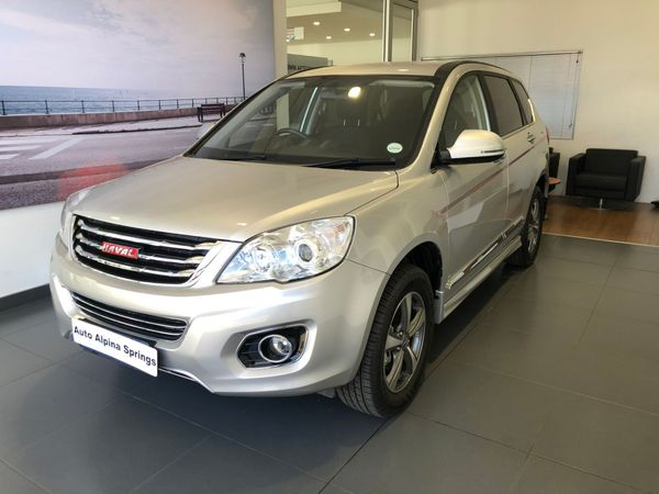2019 Haval H6 1.5T City Gauteng Springs_0