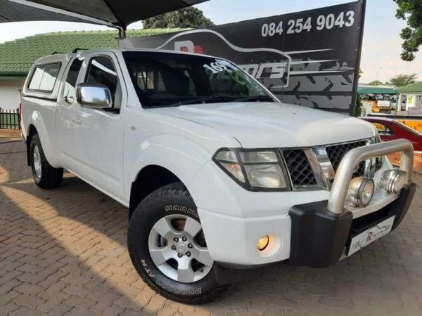 2013 Nissan Navara 2.5 Dci  Xe Kcab Pu Sc  Gauteng Pretoria_0