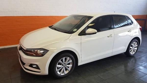 2018 Volkswagen Polo 1.0 TSI Comfortline Western Cape Durbanville_0