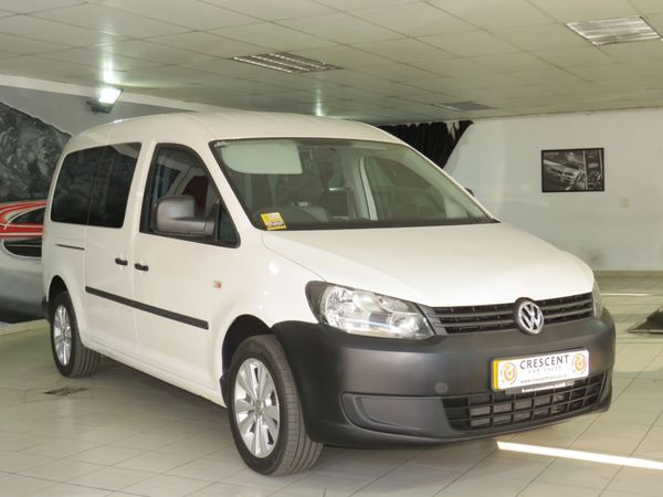 2012 Volkswagen Caddy Maxi 2.0tdi 81kw Crewbus Pv  Kwazulu Natal Pietermaritzburg_0