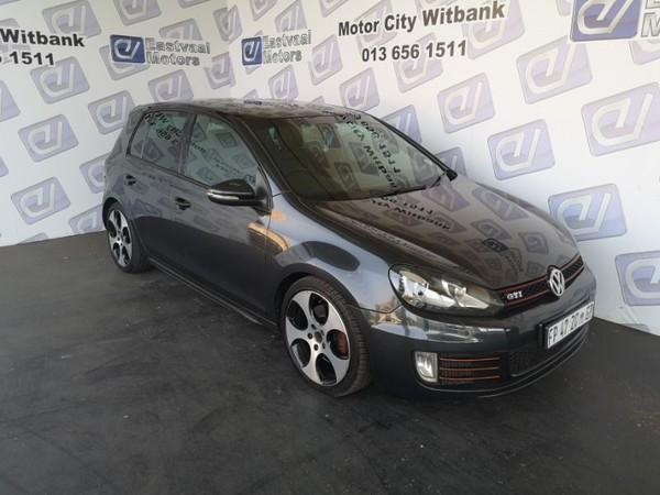 2012 Volkswagen Golf Vi Gti 2.0 Tsi Dsg  Mpumalanga Witbank_0