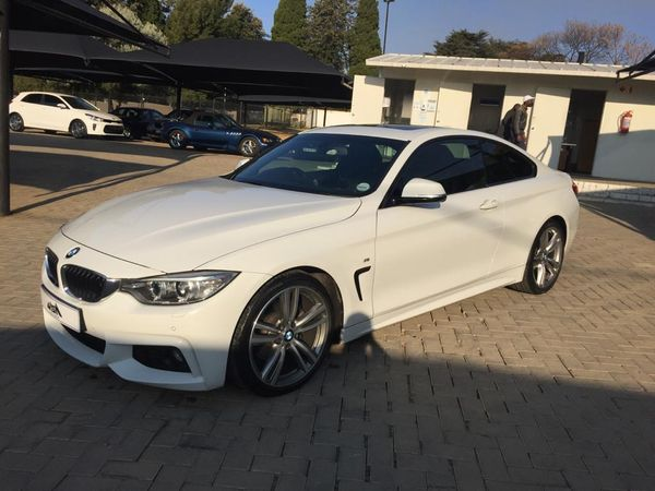 2015 BMW 4 Series 428i Coupe M Sport Auto Gauteng Sandton_0