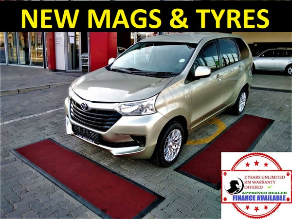 2018 Toyota Avanza 1.3 SX Gauteng Midrand_0