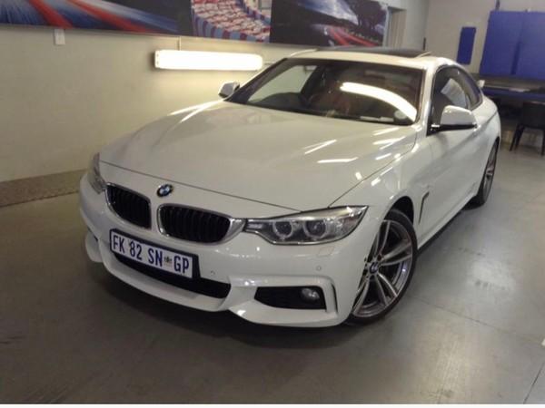 2014 BMW 4 Series 435i Coupe M Sport Auto Gauteng Pretoria_0