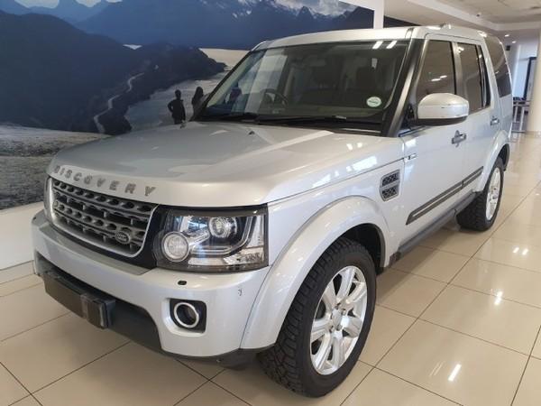 2015 Land Rover Discovery DISCOVERY 4 3.0 V6 SC SE Gauteng Pretoria_0