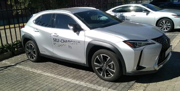 2020 Lexus UX 250h SE Western Cape Cape Town_0